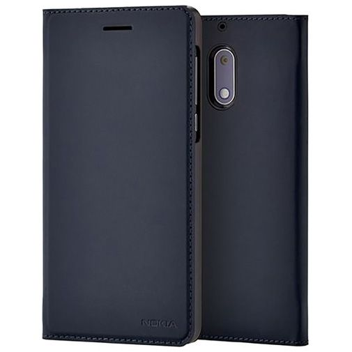 Nokia Slim Flip Case Blue Nokia 5