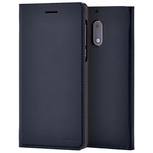 Nokia Slim Flip Case Blue Nokia 6