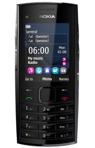 Nokia X2-02 Red