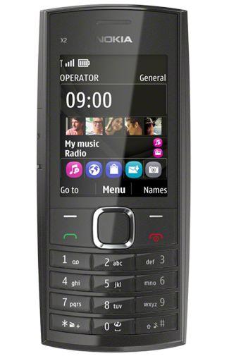 Nokia X2-05 Black