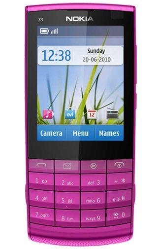 Nokia X3-02.5 Pink