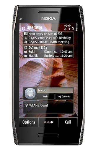 Nokia X7 White