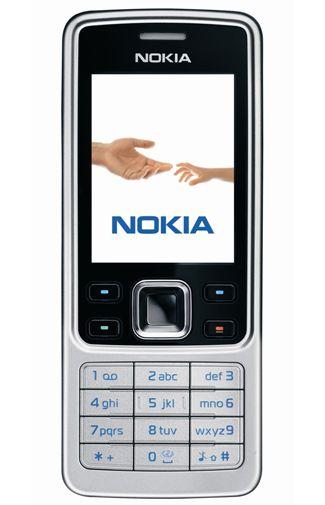 Nokia 6300 Black Silver