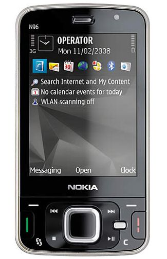 Nokia N96 Dark Grey