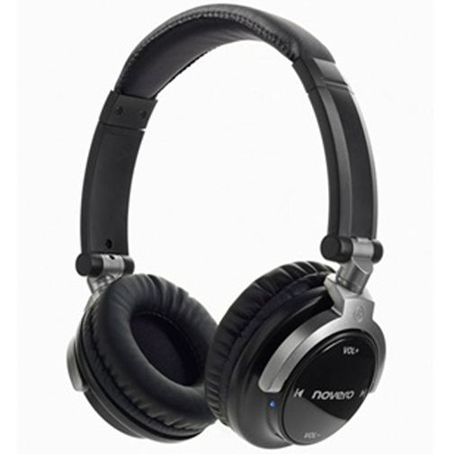 Novero Bluetooth Headphone Rockdale Black