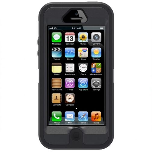 Otterbox Defender Case Apple iPhone 5 Black