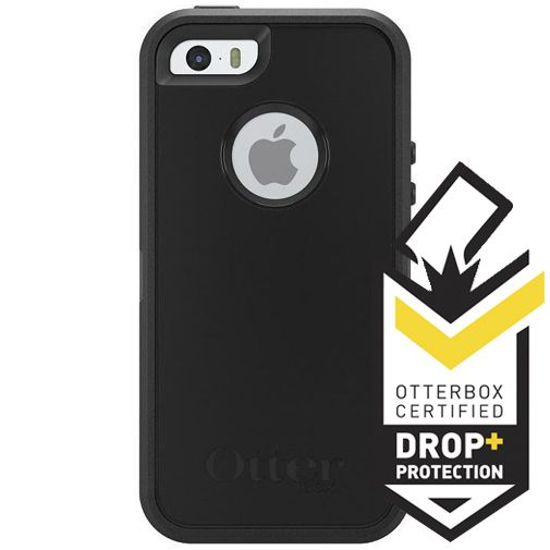 Otterbox Defender Case Black Apple iPhone 5/5S/SE