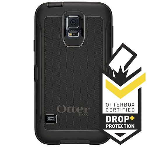 Otterbox Defender Case Black Samsung Galaxy S5/S5 Plus/S5 Neo