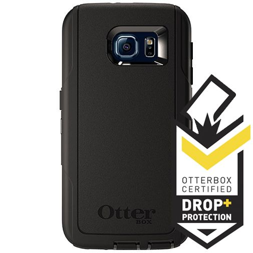 Otterbox Defender Case Black Samsung Galaxy S6