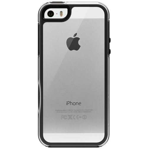 Productafbeelding van de Otterbox My Symmetry Case Black Crystal Apple iPhone 5/5S/SE