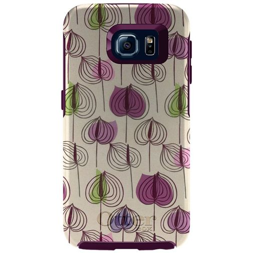 Otterbox Symmetry Case Anthurium Samsung Galaxy S6