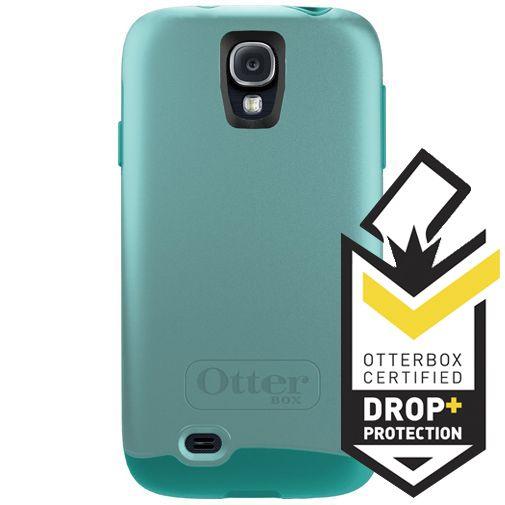 Productafbeelding van de Otterbox Symmetry Case Aqua Sky Samsung Galaxy S4