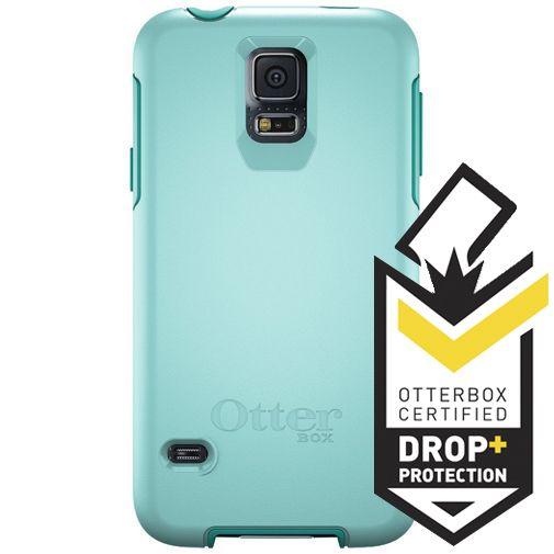Otterbox Symmetry Case Aqua Sky Samsung Galaxy S5/S5 Plus/S5 Neo