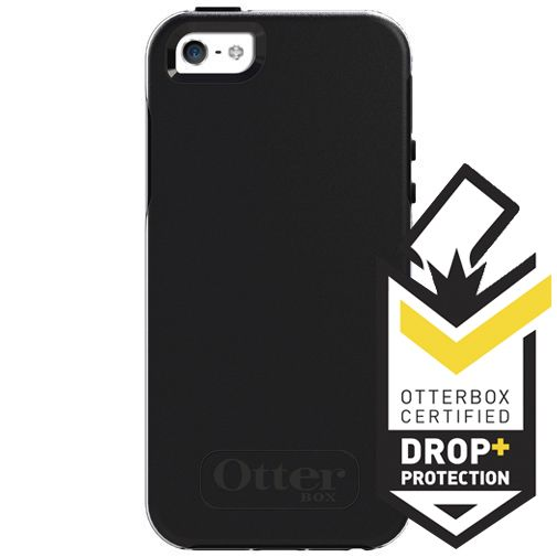 Otterbox Symmetry Case Black Apple iPhone 5/5S/SE