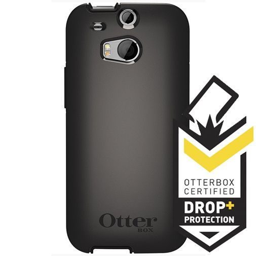 Otterbox Symmetry Case Black HTC One M8