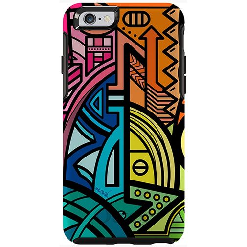Otterbox Symmetry Case Brazilian Pop Apple iPhone 6/6S