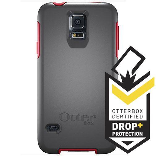 Otterbox Symmetry Case Cardinal Samsung Galaxy S5/S5 Plus/S5 Neo