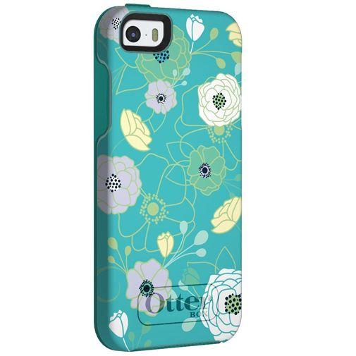 Otterbox Symmetry Case Eden Teal Apple iPhone 5/5S/SE