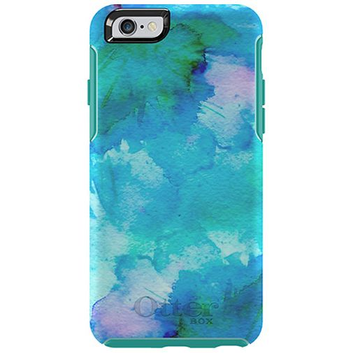 Otterbox Symmetry Case Floral Pond Apple iPhone 6/6S