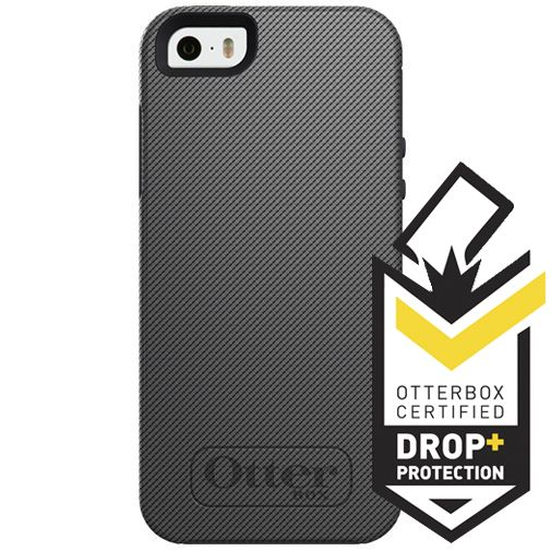 Otterbox Symmetry Case Slate Gridlock Apple iPhone 5/5S/SE