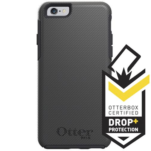 Productafbeelding van de Otterbox Symmetry Case Slate Gridlock Apple iPhone 6/6S