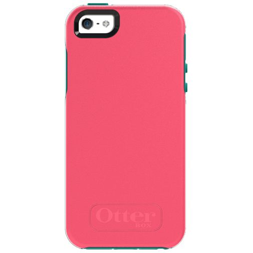 Otterbox Symmetry Case Teal Rose Apple iPhone 5/5S/SE