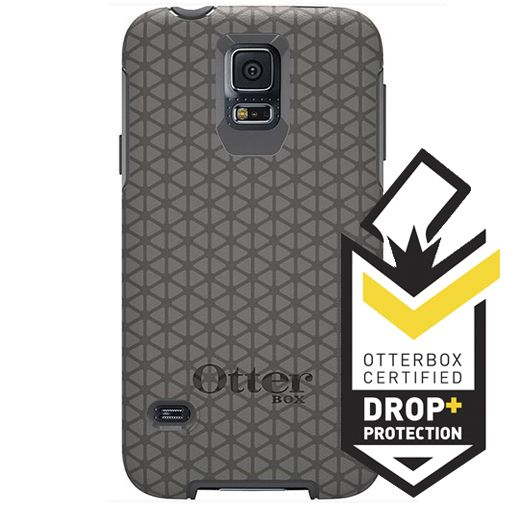 Otterbox Symmetry Case Triangle Grey Samsung Galaxy S5/S5 Plus/S5 Neo