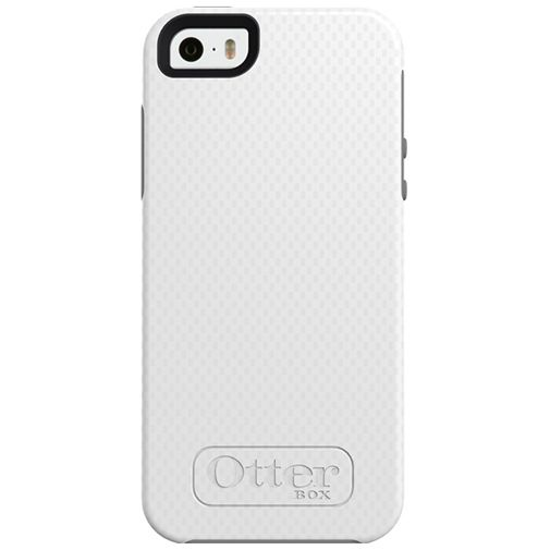Otterbox Symmetry Case White Grey Apple iPhone 5/5S/SE