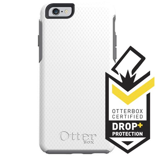 Otterbox Symmetry Case White Grey Apple iPhone 6/6S