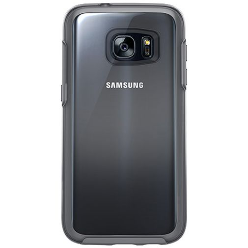 Otterbox Symmetry Clear Case Grey Crystal Samsung Galaxy S7