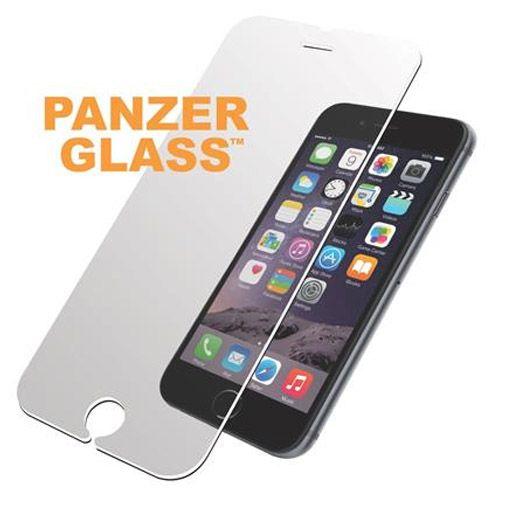 PanzerGlass Premium Screenprotector Silver Apple iPhone 7