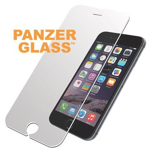 PanzerGlass Premium Screenprotector iPhone 7 Plus Silver