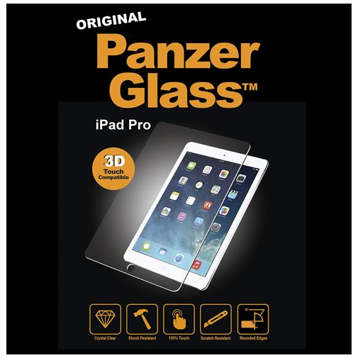 PanzerGlass Screenprotector Apple iPad Pro 12.9