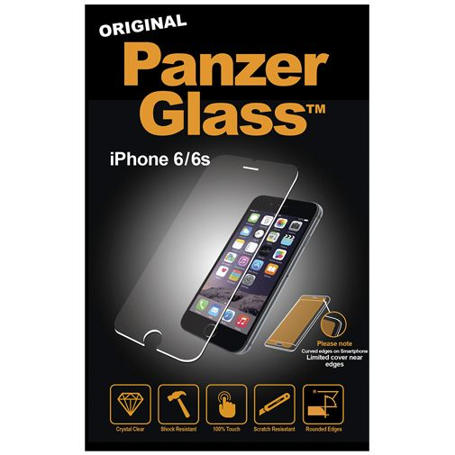 PanzerGlass Screenprotector Apple iPhone 6/6S