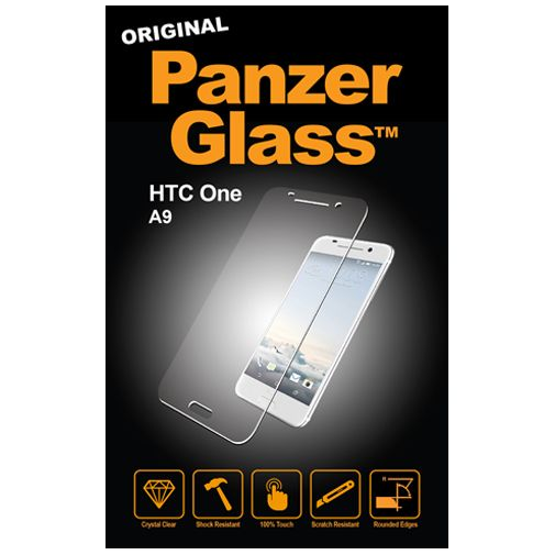 Productafbeelding van de PanzerGlass Screenprotector HTC One A9