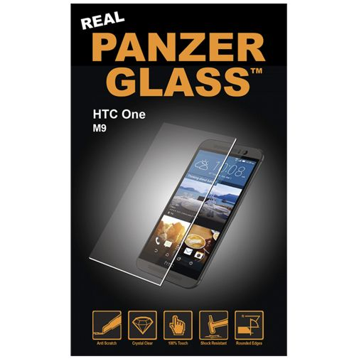 PanzerGlass Screenprotector HTC One M9 (Prime Camera Edition)