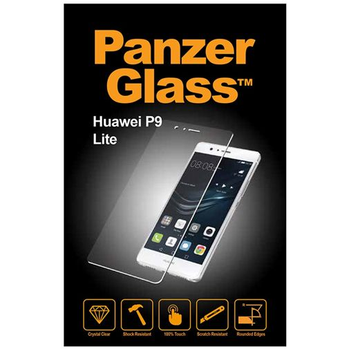 Productafbeelding van de PanzerGlass Screenprotector Huawei P9 Lite