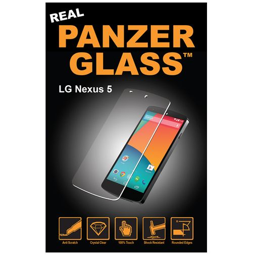 PanzerGlass Screenprotector LG Nexus 5