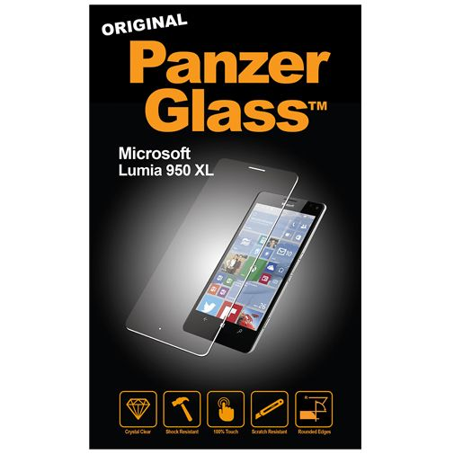 PanzerGlass Screenprotector Microsoft Lumia 950 XL