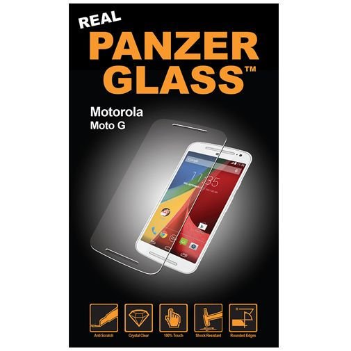 PanzerGlass Screenprotector Motorola Moto G (3rd Gen)