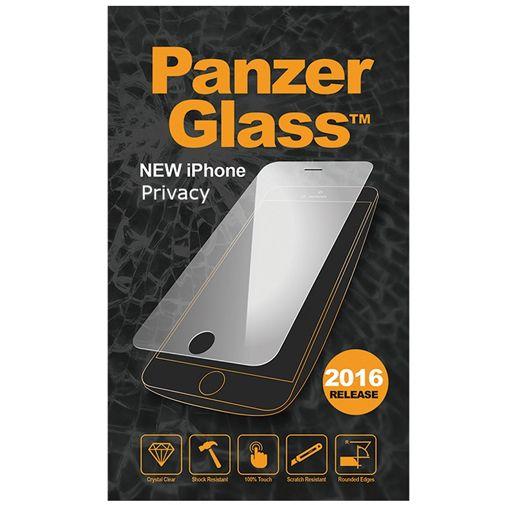 Productafbeelding van de PanzerGlass Screenprotector Privacy Apple iPhone 7