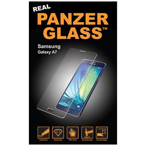 PanzerGlass Screenprotector Samsung Galaxy A7