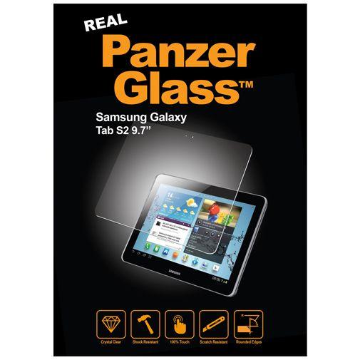 PanzerGlass Screenprotector Samsung Galaxy S2 9.7