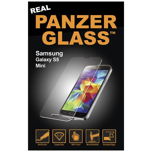 PanzerGlass Screenprotector Samsung Galaxy S5 Mini