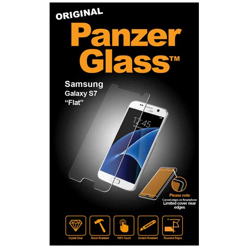 PanzerGlass Screenprotector Samsung Galaxy S7