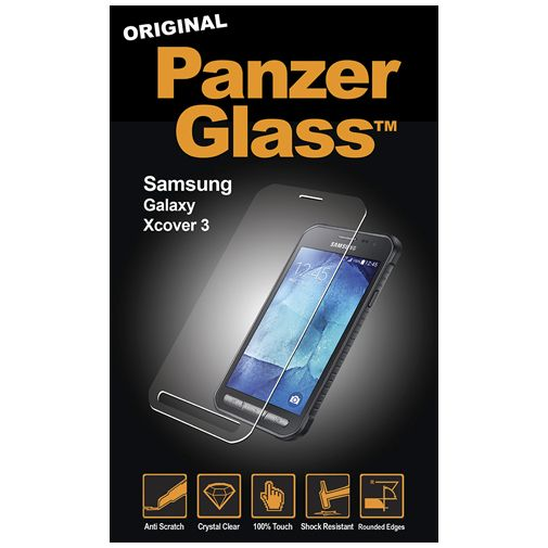 PanzerGlass Screenprotector Samsung Galaxy Xcover 3 (VE)