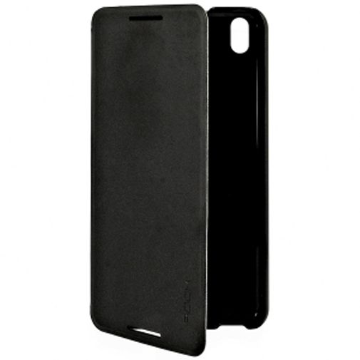 Rock Flip Case Excel HTC Desire 816 Black