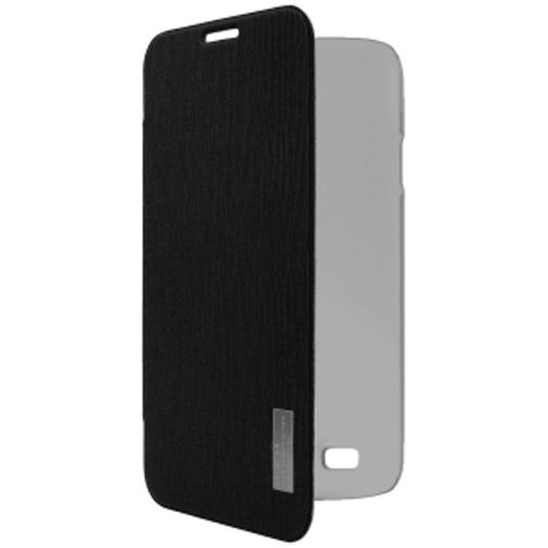 Rock Side Flip Case Elegant Series Galaxy S4 Active Black