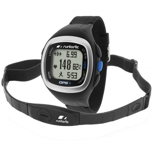 Runtastic GPS Watch Black