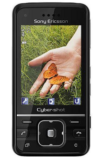 Sony Ericsson C903 Black